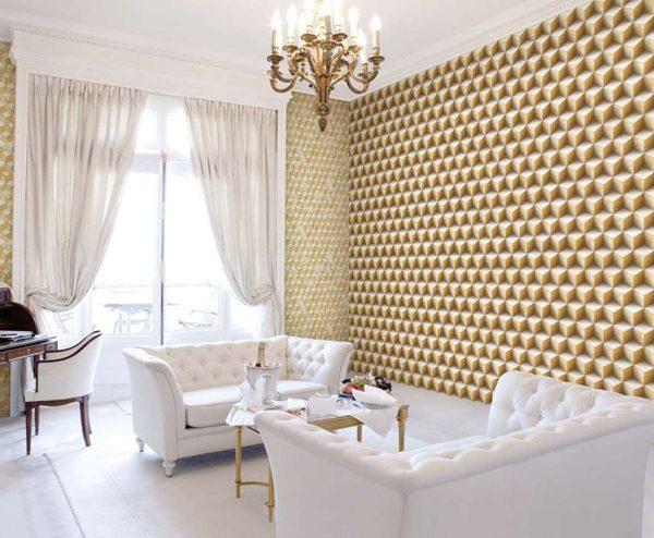 Tổng hợp các mẫu giấy dán tường đẹp