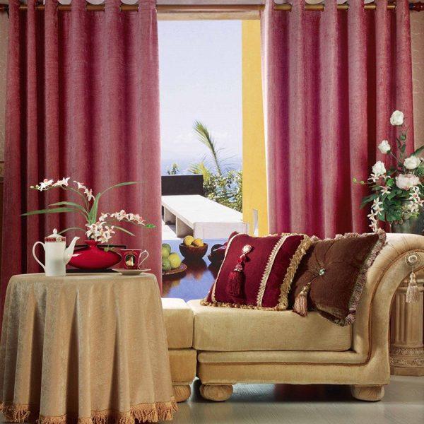Rèm phòng khách 02