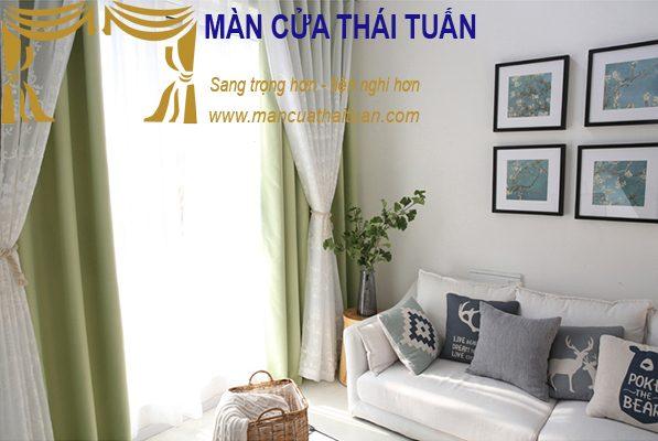 Rèm cửa cao cấp tại Hồ Chí Minh