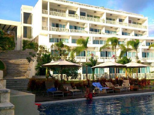 Dự án rèm cửa The Cliff Resort Residence Phan Thiết