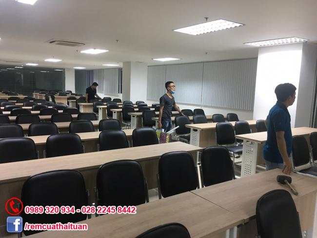 Dự án phòng hội trường tập đoàn Tân Á Đại Thành tỉnh Long An