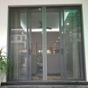 Lắp đặt cửa lưới chống muỗi tại Tân Phú
