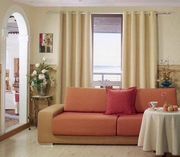 Rèm phòng khách 09