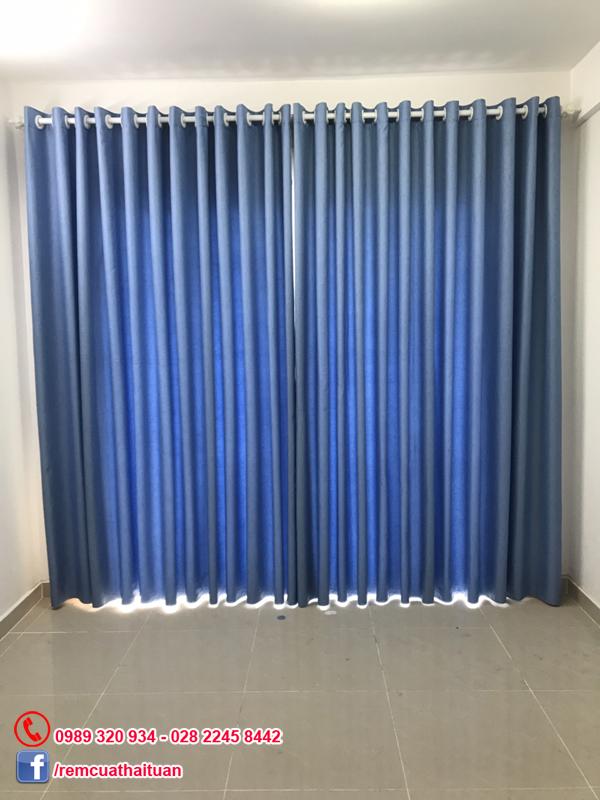 Lắp màn cửa căn hộ chung cư Celadon City Tân Phú