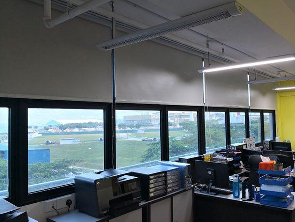 Rèm cuốn văn phòng RC02