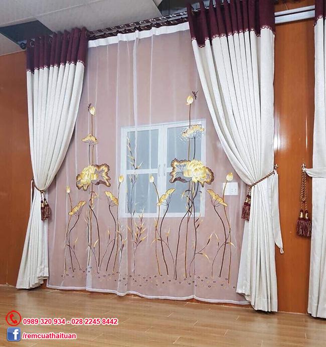 Các loại rèm cửa