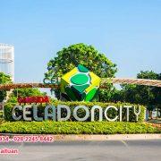 Lắp rèm cửa chung cư Celadon City Emerald Tân Phú