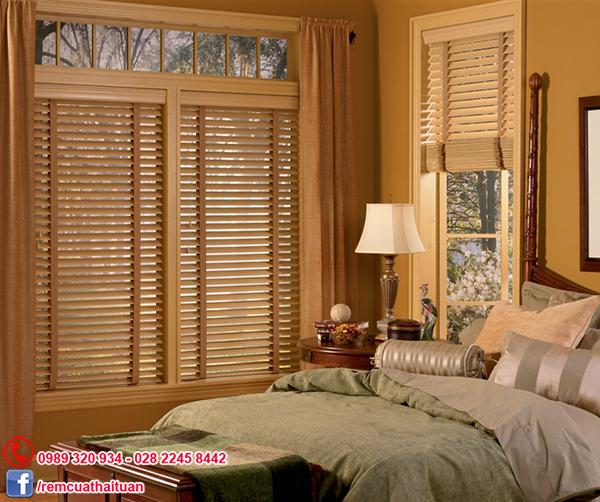 rèm cửa sổ phòng ngủ