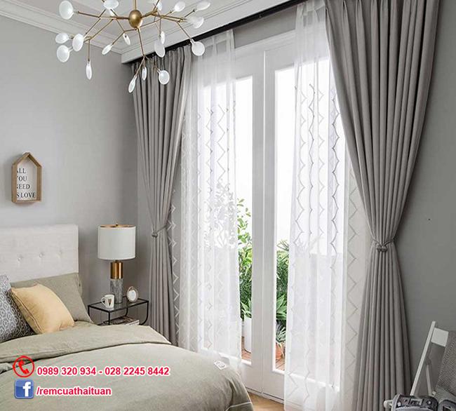 màn rèm phòng ngủ