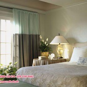 Típ chọn rèm cửa theo màu sơn tường chuẩn ý nhà thiết kế